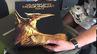 Mockingjay Part 2 Gift Box Reveal