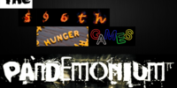 The 596th Hunger Games ~ Pandemonium
