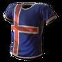 National shirt 10