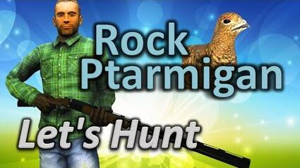 TheHunter Let's Hunt ROCK PTARMIGAN