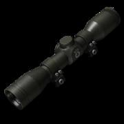 Scope handgun 2to4x 256