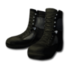Basic boots black 256