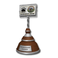 Trophy mem silver