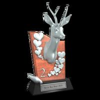 Valentine 2014 trophy deer 02