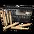 Cartridges 6.5x55 256