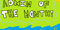 Admin of the Month