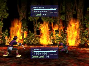 Levant Fire Boss