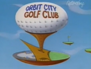 Orbit city golf