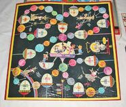 J rosey game board