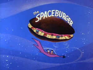 Spaceburger Drive-In