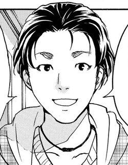 Kojiro Ushio (Manga)