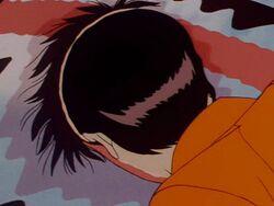 Shigeru Kitsukawa's Dead Body (Anime)