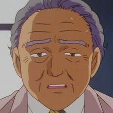 Yuichiro Matoba (Anime Portrait)