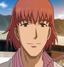 Kentaro Izawa (Anime)