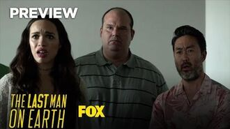 We'll Be Back This Spring! Season 3 THE LAST MAN ON EARTH