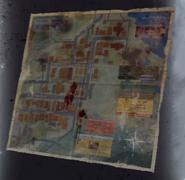 Lake Resort Map