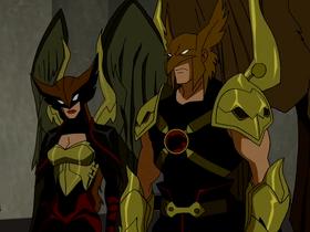 Thanagarian military armor