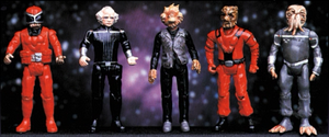 Galoob Action Figure Prototypes
