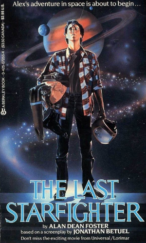 The Last Starfighter-novel