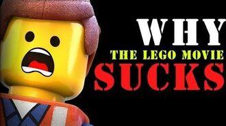 Why The Lego Movie SUCKS-0
