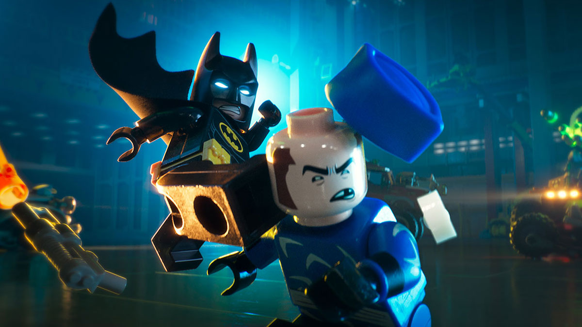 The Lego Batman Movie NCC