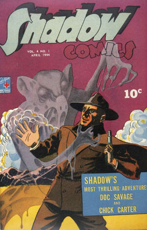 Shadow Comics Vol 1 37