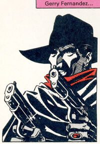Gerry Fernandez (Shadow Strikes)