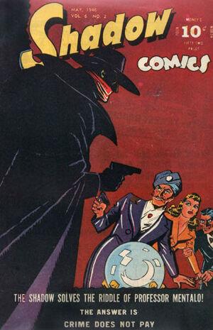 Shadow Comics Vol 1 62