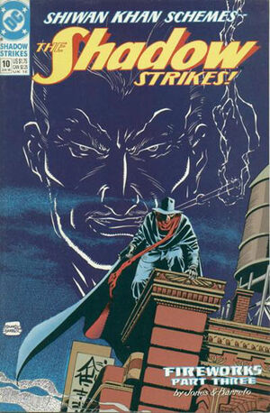 Shadow Strikes (DC Comics) Vol 1 10