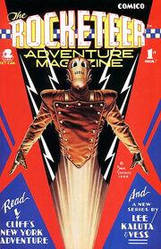 Rocketeer Adventure Magazine Vol 1 1