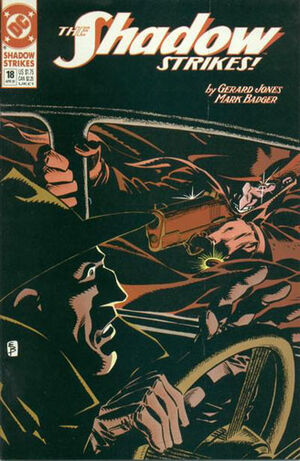 Shadow Strikes (DC Comics) Vol 1 18