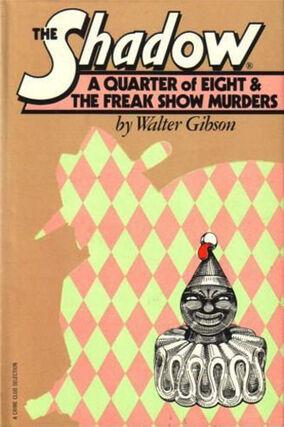 A Quarter of Eight & The Freak Show Murders