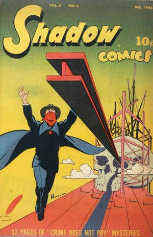Shadow Comics Vol 1 93