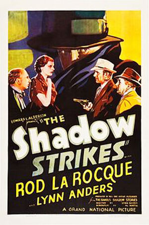 Shadow Strikes (1937 Movie Poster)