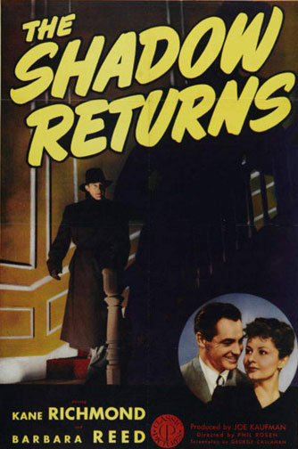 Shadow Returns (1946 Movie)