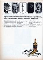 Shadow Seagram AD (1966)