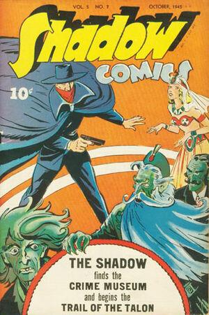 Shadow Comics Vol 1 55