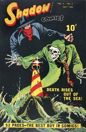 Shadow Comics Vol 1 88
