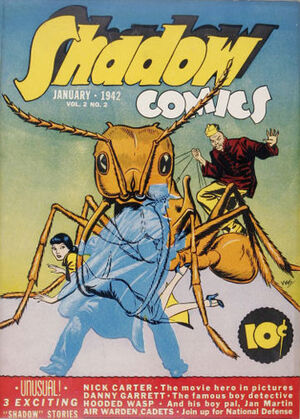 Shadow Comics Vol 1 14