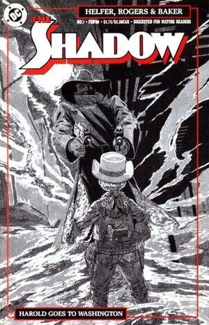Shadow (DC Comics) Vol 3 7