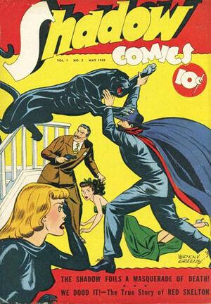 Shadow Comics Vol 1 26