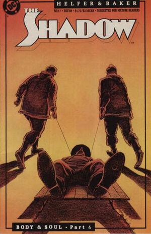 Shadow (DC Comics) Vol 3 17