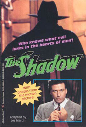 Shadow Movie Book (Bullseye)