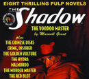 The Shadow 80th-Anniversary 4-Pack Commemorative Collection