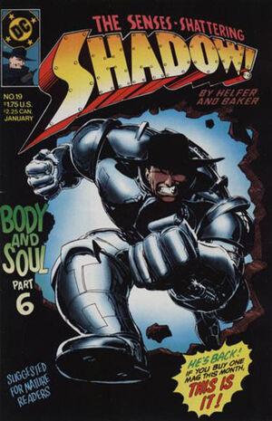 Shadow (DC Comics) Vol 3 19