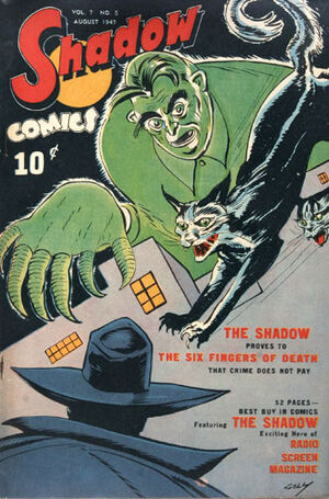 Shadow Comics Vol 1 77
