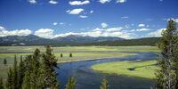 Datum Yellowstone Supervolcano