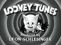 Looney Tunes title card 1