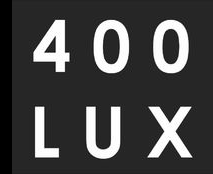 400lux
