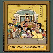 Casagrande family portrait